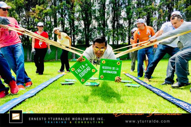 Team Building en Honduras | Ernesto Yturralde Worldwide Inc.